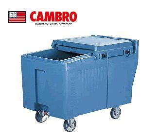 ※代引不可 アイスキャディー 送料無料 CAMBRO キャンブロ アイスキャディー ICS175L (80kg用)ダークブラウン(6-0844-1506)