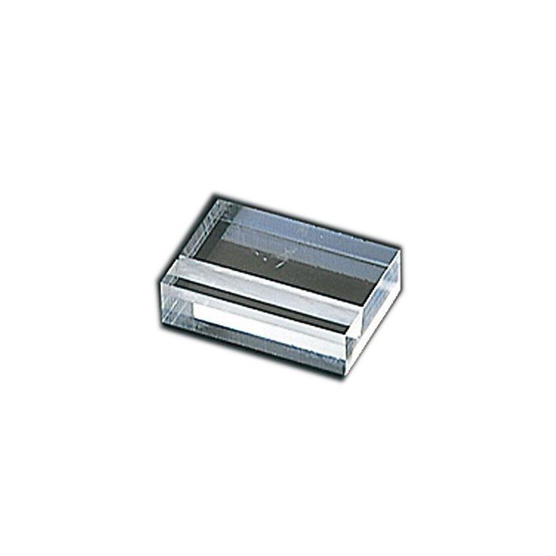 激安格安割引情報満載 シンプルなアクリル製カードスタンド クリスタルカード立 アクリル製 A238-1 カード立 メニュースタンド 卓上サイン 初売り 8-1986-0801