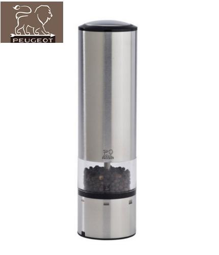 ペッパーミル|胡椒挽き・こしょう プジョー 電動ペパーミル エリスセンスPM 20cm 27162 (6-1783-0101)