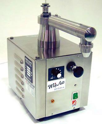 ※代引不可 送料無料 製パン用機械 アイコー 卓上型 ホイップクリームマシーン ホイップオート WA-Z 50Hz(6-1039-0201)