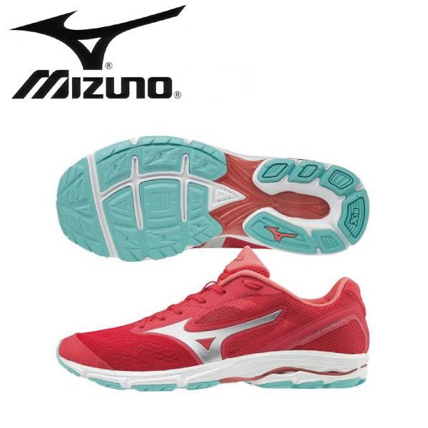 ミズノ ランニングシューズ ジョギングシューズ マラソン ウォーキング 通勤 通学靴 運動靴 ウエーブエアロ17 レディース J1GB1935