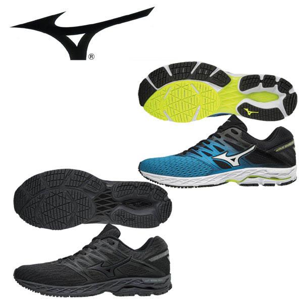 ミズノ ランニングシューズ ウエーブシャドウ 2 J1GC1830 ジョギング ランニング マラソン レーシング シューズ トレーニング