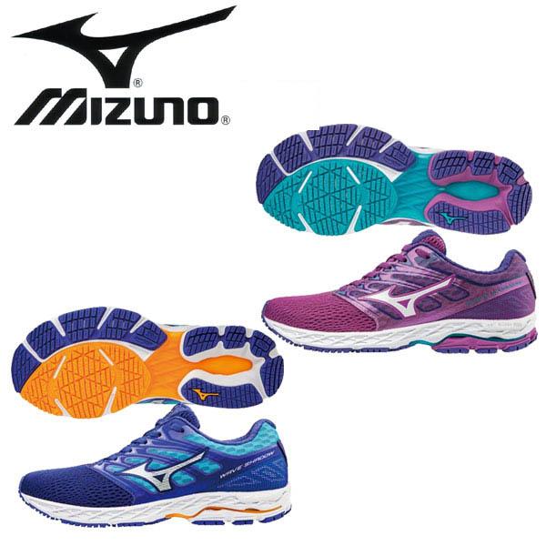 【緊急セール】mizuno ミズノ レディース ランニングシューズ ウエーブシャドウ マラソン ランニング ジョギング J1GD1730