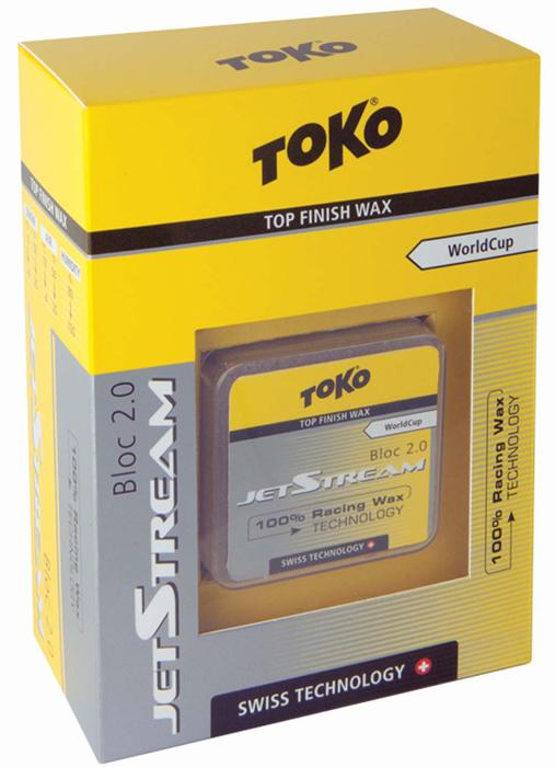 TOKO〔トコ〕Jet Stream 2.0 ブロック イエロー 20g 5503021