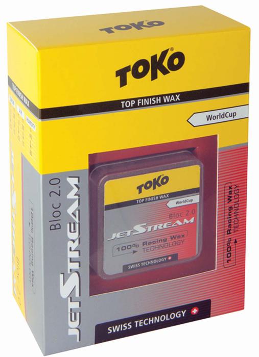 TOKO〔トコ〕Jet Stream 2.0 ブロック レッド 20g 5503022