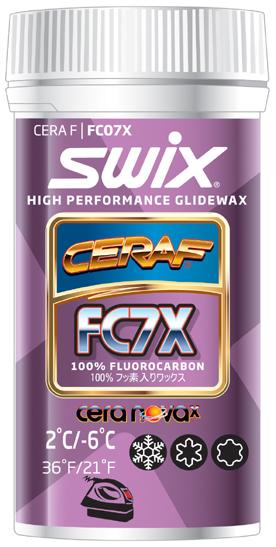 SWIX(スウィックス)CERA NOVA Category 1-パウダーワックスFC07X