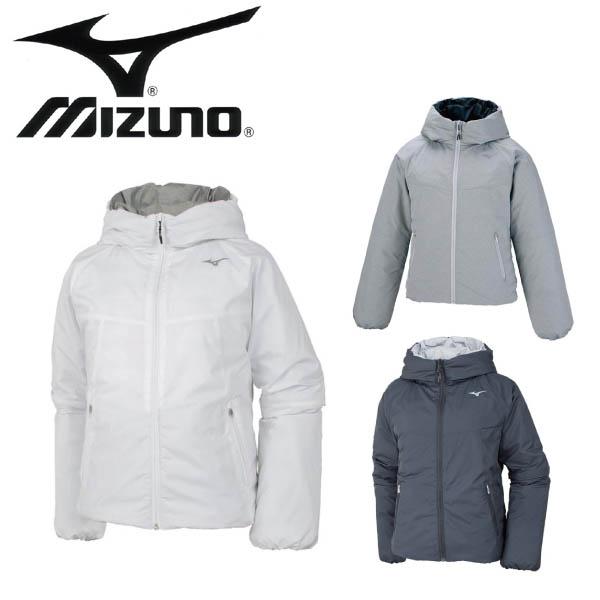 mizuno ミズノ ブレスサーモ テックフィルジャケット 長袖 スポーツ トレーニング 暖かい 保温性 雨に強い 32ME8850