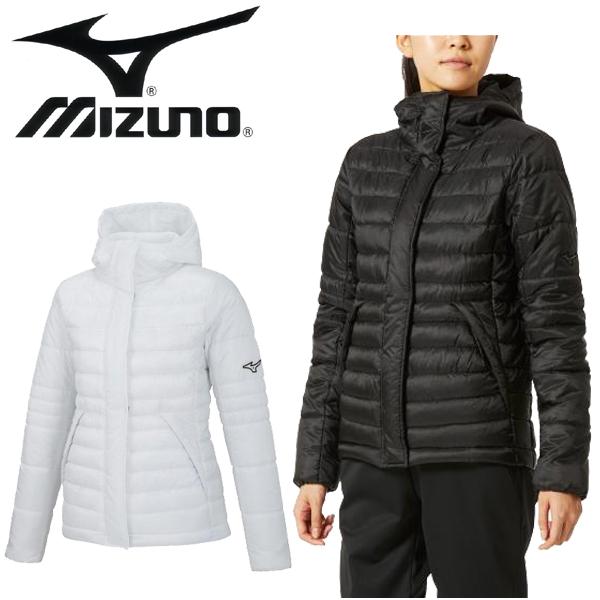 mizuno ミズノ レディース テックフィルジャケット 保温性 スリムフィット イージーケア性 撥水 吸湿発熱素材 長袖 32ME9840