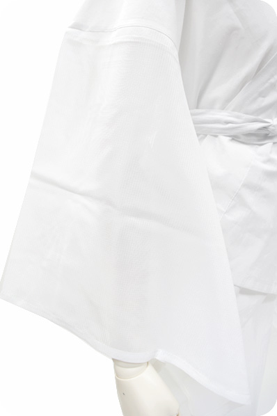 The women's two-part juban Leno] ◆ absolute industry lowest declared ◆ Leno bipartite expression juban white m/l brand new with washable up buy even welcome ☆