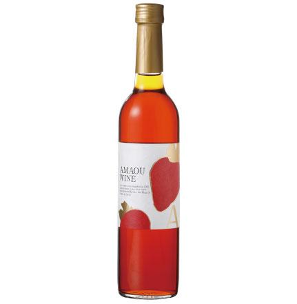 あまおう おしゃれ 限定品 100%のワイン 500ml あまおう苺ワイン
