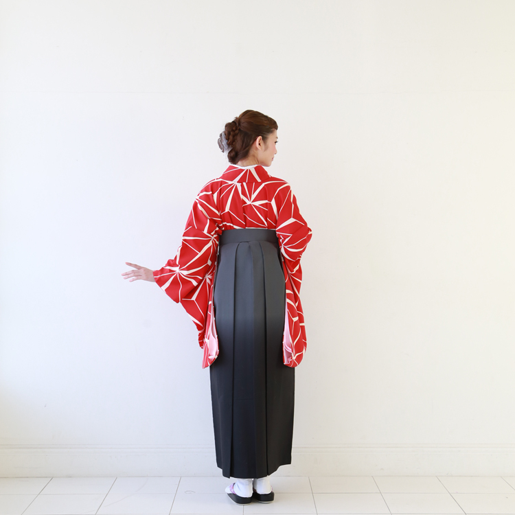 Hakama petticoat rental which 2 BrilliantPeace hakama rental graduation ceremony hakama set graduation ceremony hakama set shaku sleeves kimono & hakama full set rental is low in