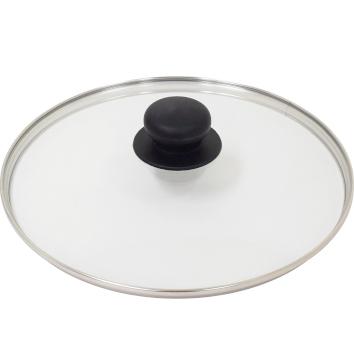 同じサイズのフライパンと合わせてお使いください。おすすめです。 【ウルシヤマ ガラス蓋】26cm
