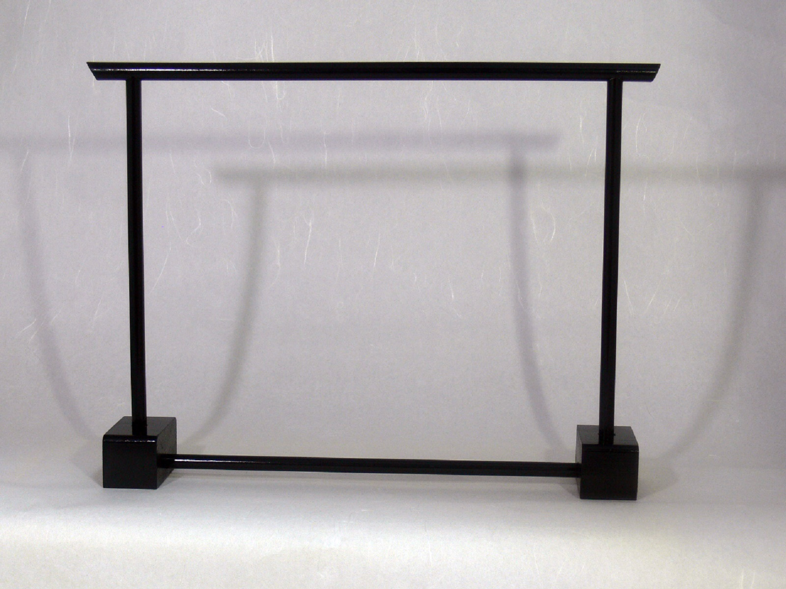 小ロット手作り衣桁 いこう 供え 製造販売 1 C 信用 5ミニ衣桁 高さ27.0cm