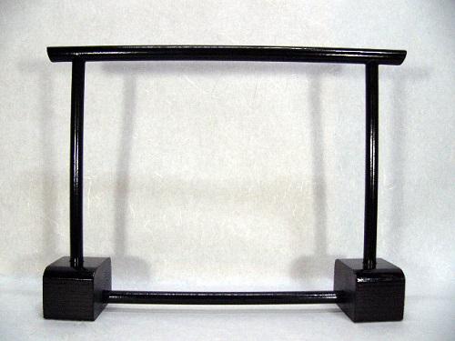 小ロット手作り衣桁 いこう 製造販売 手作り木製衣桁 高さ約22cm 7サイズ Seasonal Wrap入荷 1 ミニチュア着物用ミニ衣桁M220 現金特価