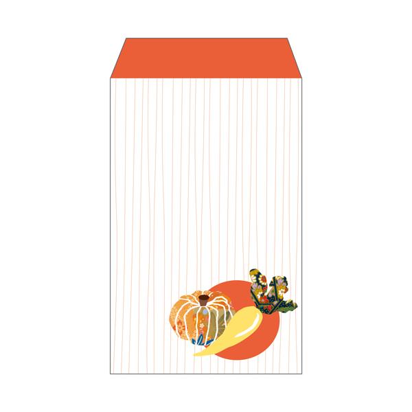 割引も実施中 おやさい お野菜 買い物 ポチ袋 中 お年玉袋 おしゃれでかわいい多目的祝儀袋 ぽち袋 5枚セット