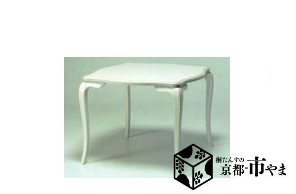 Continue カンティーニュシリーズ 90幅 ダイニングテーブル ホワイト色 開梱設置無料!! 松永工房 E-21【送料無料】 【smtb-k】 【家具】【京都-市やま家具】
