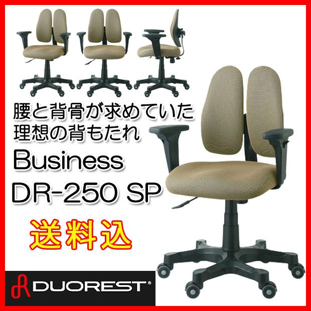 【楽天スーパーセール】 DUOREST【smtb-k】 デュオレスト SP Businessシリーズ DR-250 SP ブラウン 多機能 オフィスチェア 多機能【送料無料】【smtb-k】【ky】【家具】【05P01Oct16】, パーツのPALCA(パルカ):e19942dd --- foreigndrama.xyz