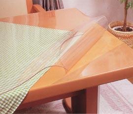 テーブルマット2MM厚!!両面非転写加工定型サイズ(80×135)【送料無料】 【smtb-k】 【ky】 【家具】【05P01Oct16】