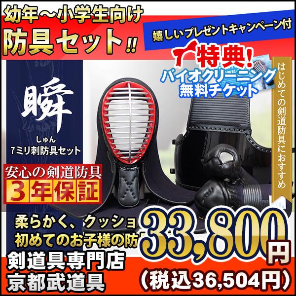 """Shun (Shunya)"" 7 mm machine stab armor set"