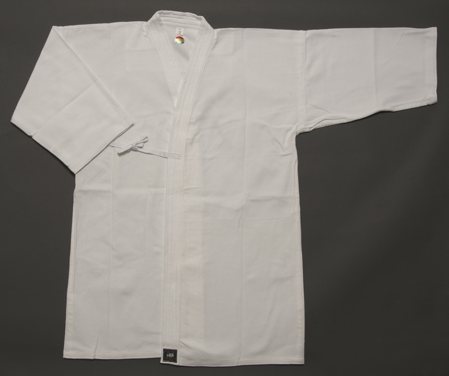 Exposed (white) summer flat-screen Kendo wear Silver Dragon 00 No.-1 L,