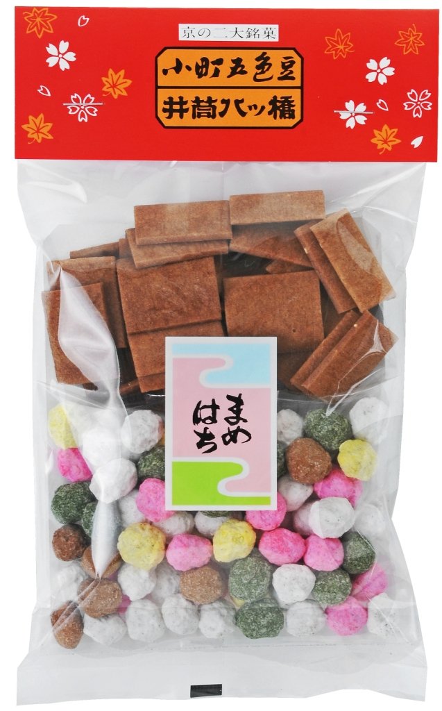 Kyoto Mametomi With One Bag Two Taste ♪ Kyoto Cake Of