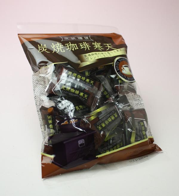炭烤咖啡琼脂果冻 P12Jul15