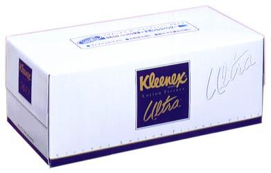 ボックスティッシュペーパー お中元 お歳暮 贈答 ギフト 贈り物 内祝い 新築祝い ストア プレゼント 鼻炎 送料無料 クリネックス 1箱×10パック 永遠の定番 に最適な 花粉症 00119 ウルトラ ファミリーサイズ
