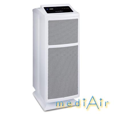 送料無料 ピエラス 空間除菌清浄機 mediAir メディエアー 36畳 特許取得 ( 空気洗浄機 )