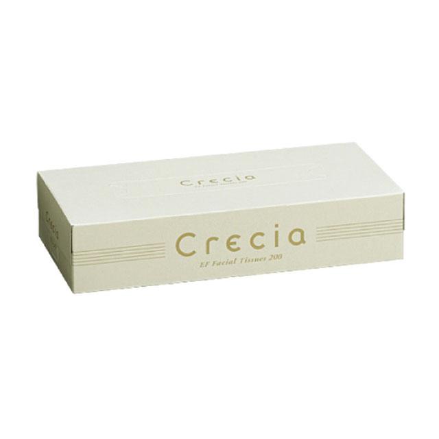 ☆○お取り寄せ商品 送料無料 クレシア クレシアEFティシュー レギュラー200W×60ボックス 73648