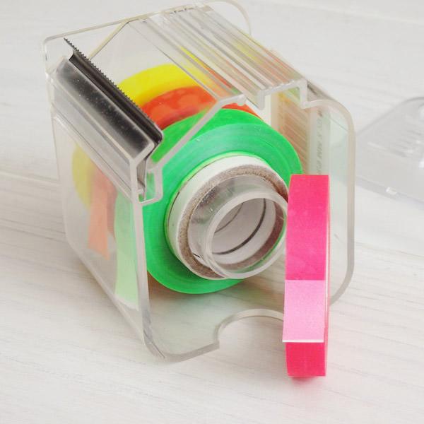 透明荧光胶带 8mmx20m 马和 EUROCEL 和备注图 4 颜色设置