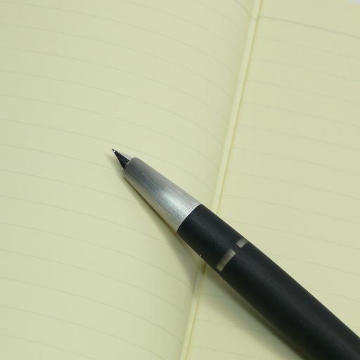 生活笔记高尚 B6 大小直纹统治 (8 毫米)