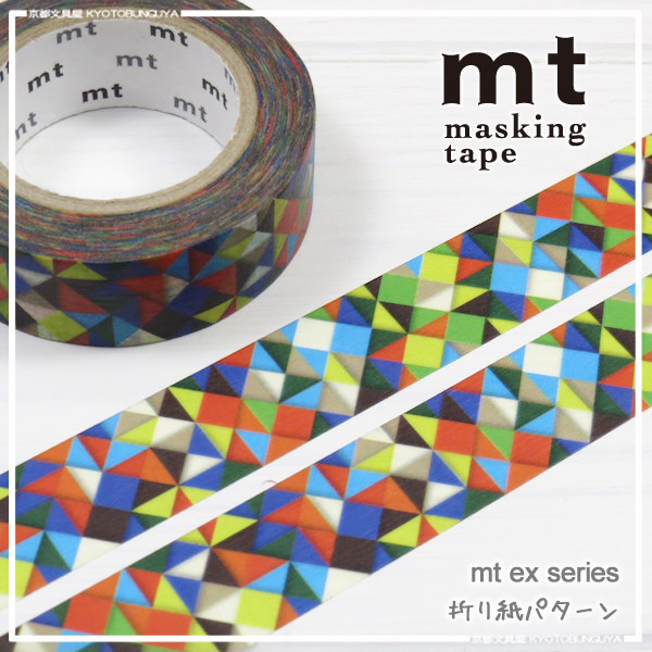 「mt Masking Tape/ Mt Ex/ Origami Pattern」的圖片搜尋結果