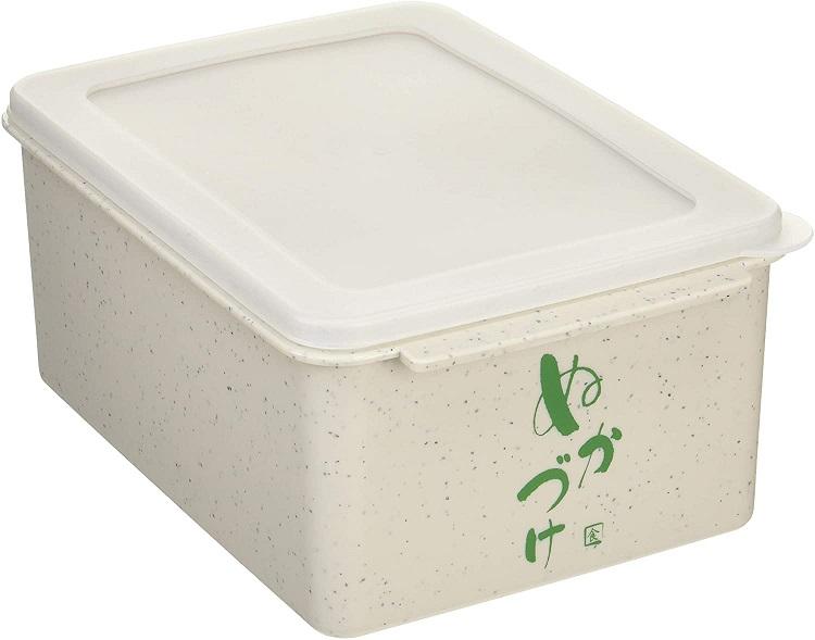 値引き ぬか漬け用容器 ベーシック 975 ぬか漬け アウトレット 容器 スケーター MTH1 水取り器付き 日本製