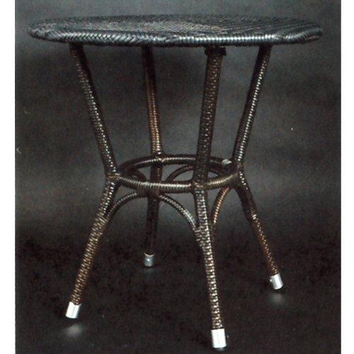 ダルトン ウィービング テーブル ブラック ガーデンテーブル ガーデンファニチャー テーブル おしゃれ ガーデン 【 DULTON WEAVING TABLE BLACK OS101854BK 】