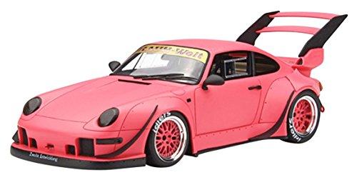 【GT SPIRIT】1/18 RWB 993 Rotana(マットピンク)/GTS020KJ/4548565342785【京商ダイキャスト】