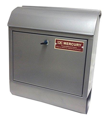 マーキュリー メールボックス シルバー//MEMABOSV