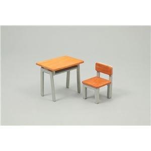 【30個セットまとめ買い】 /机と椅子ジオラマベース小//1070