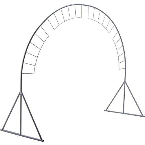 アーチ型入場門//1445