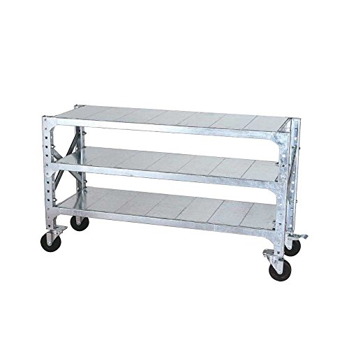 GALVANIZED SHELF SINGLE-HALF ★ SLF01-HS / 4997337987110 / ダルトン