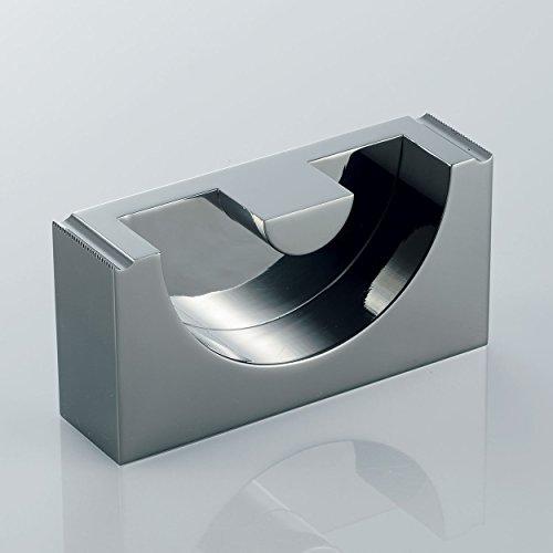 Lingotto PM04 テープカッター / ステンレスミラー / Primario ★ PM04 / 4562249020042 / タケダTAKEDA DESIGN PROJECT事業部