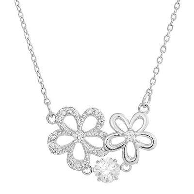 ペンダント / クロスフォー / NYP-593 Shiny Blossom Ladys / 0131502-10593
