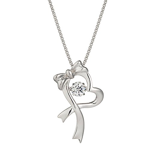 ペンダント / クロスフォー / NYP-538 Dancing Gift heart Ladys / 0131502-10538