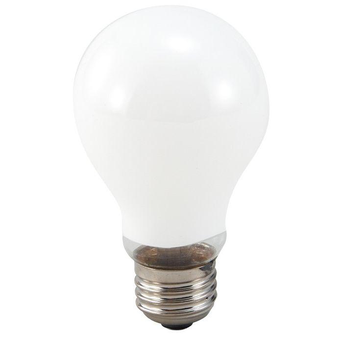 【おまとめ15個セット】ライティングベース 大用 電球 (一般球フロスト20W)