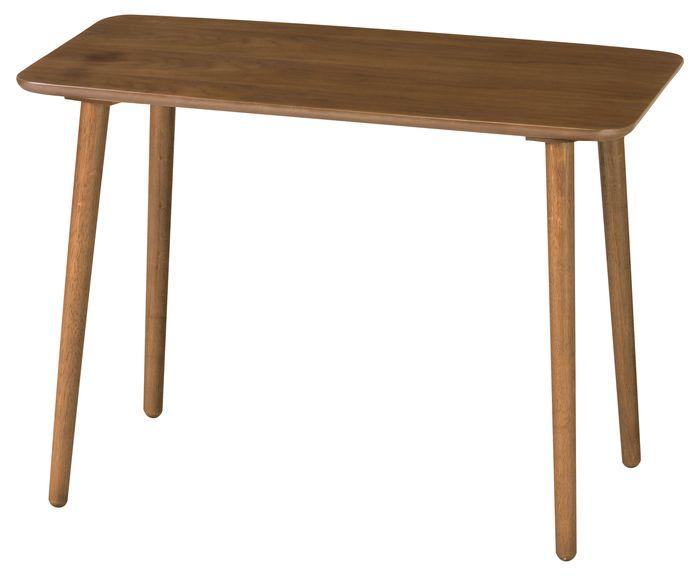 ハイテーブル(H640mm) HT-900H(BR) / ブラウン / 4933178120828 弘益 / ダイニングテーブル
