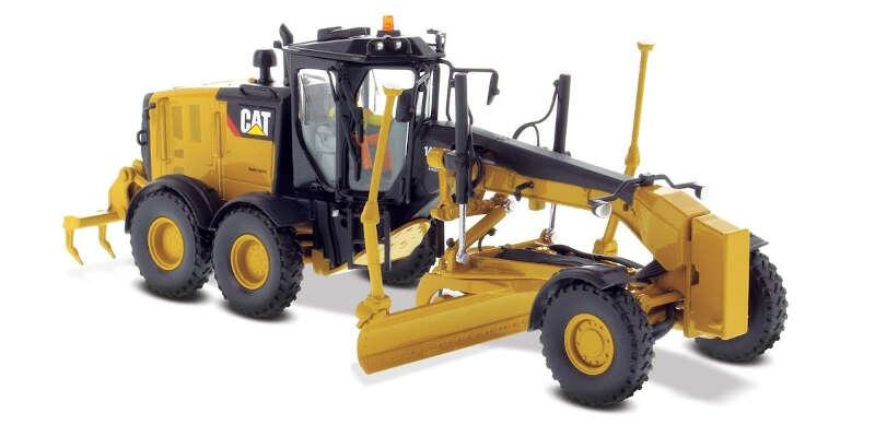 DIECAST MASTERS 1/50 CAT 14M3 モーター グレーダー DM85544H / 重機 / 1/50スケール / 京商ダイキャスト