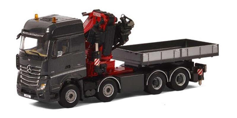 imc models 1/50 MBベンツアクトロス Fassi F1100RAクレーン&バラス IMCF-5 / メルセデスベンツ / トラック / 1/50スケール / 京商ダイキャスト