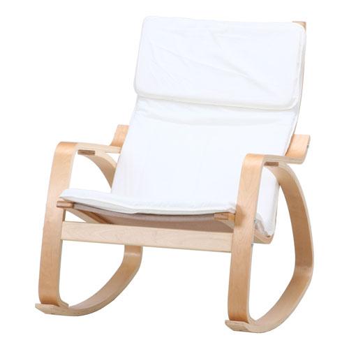 リラックスチェアー スリム IV ロッキングタイプ ロッキングチェア 椅子