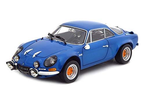 DK1/18 アルピーヌ A110 ワイドフェンダー (BLUE M) / KS08485BL / 京商ダイキャスト 4548565347186