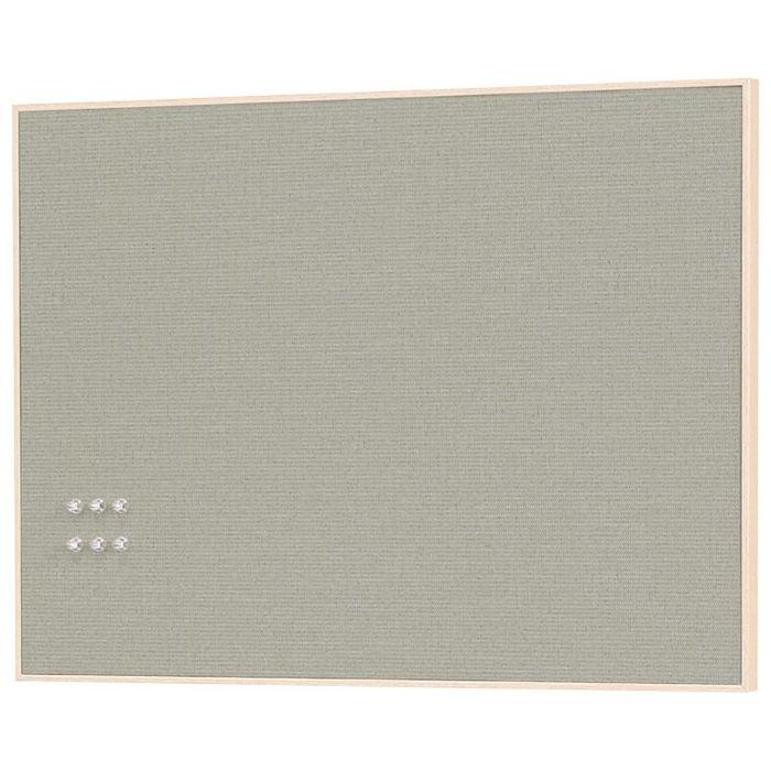 マグネットボード 掲示板 案内板 伝言ボード 写真 ポストカード パンフレット お知らせ グレー おしゃれ 驚きの値段で 450×600mm スッキリ 4520385809846 カジュアル ファブリックマグネットボード スマート 返品不可 MR4238