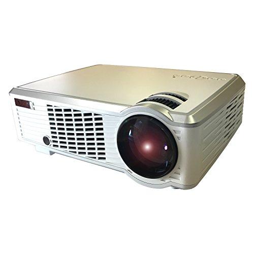 LEDプロジェクター ブラック RA-P2000 / 株式会社池商 4547035345134